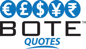 Bote Quotes Logo